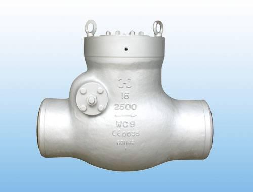 tilting disc check valves