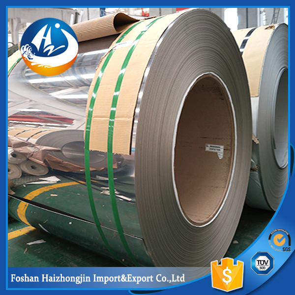cold rolled 316L mirror stainless steel coil price