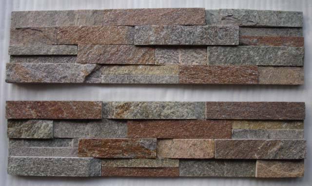 Rusty quartzite panel ZFW058B