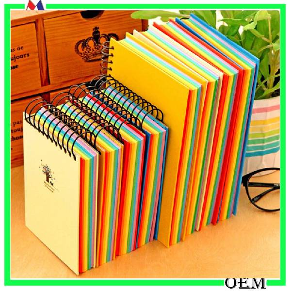 Spiral Paper Notebook Printing