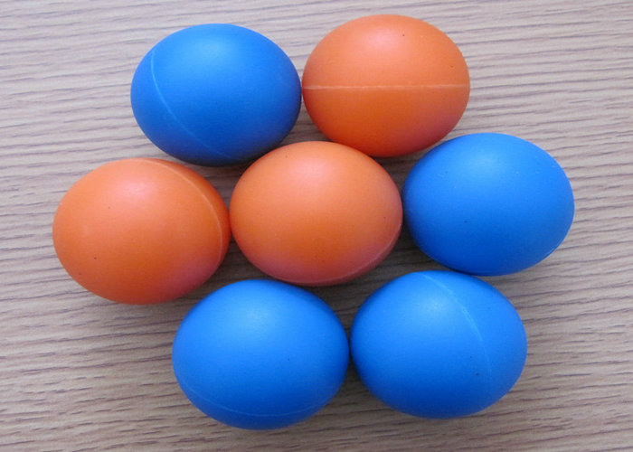 Moulded Silicone Ball Made with 100% Virgin Silicone Without Smell