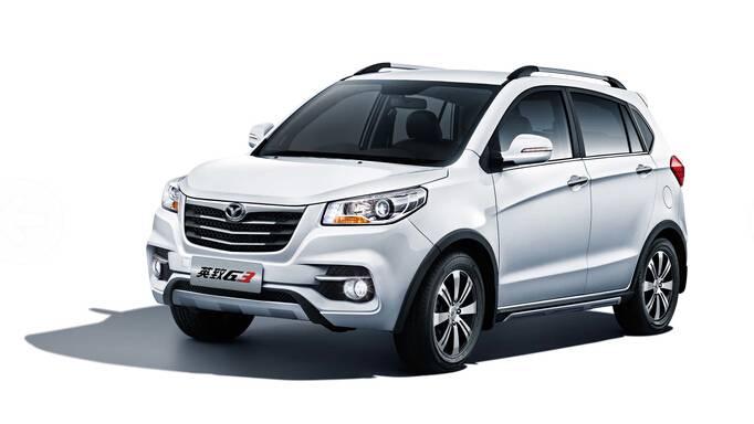 Weichai Motor enranger G3