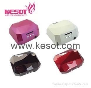 48W CCFL LED COMBINE NAIL CURLING LAMP KS-CL001