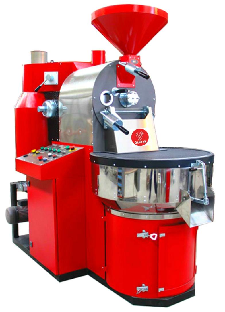 15 kg per cycle Coffee Roaster