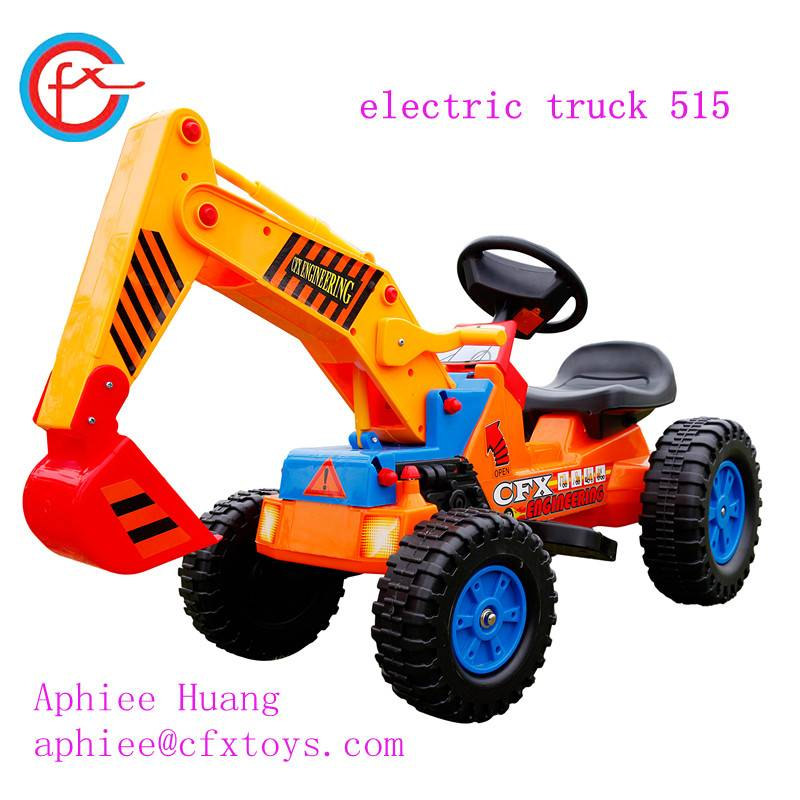 kid ride on electric car battery car truck 515