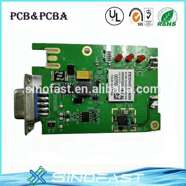 ROHS rigid VR PCBA with best service
