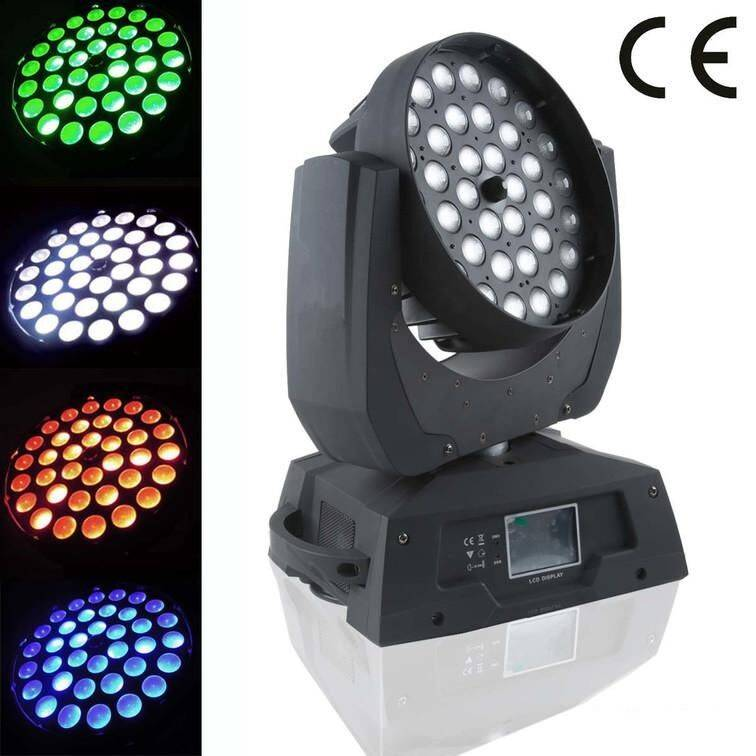 36pcs810W RGBW 4in1 LED Moving Head Zoom for stage light disco light