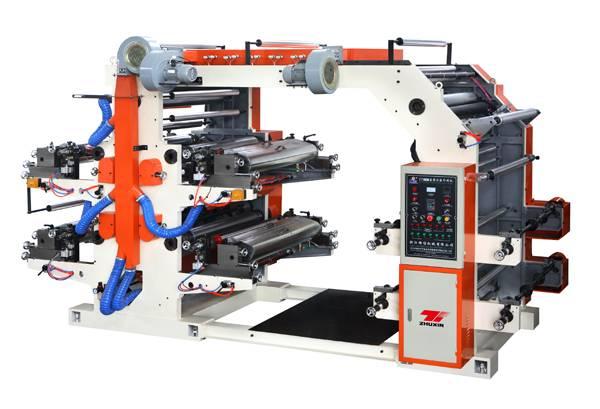 YT Serious Four-Color Flexo Printing machine