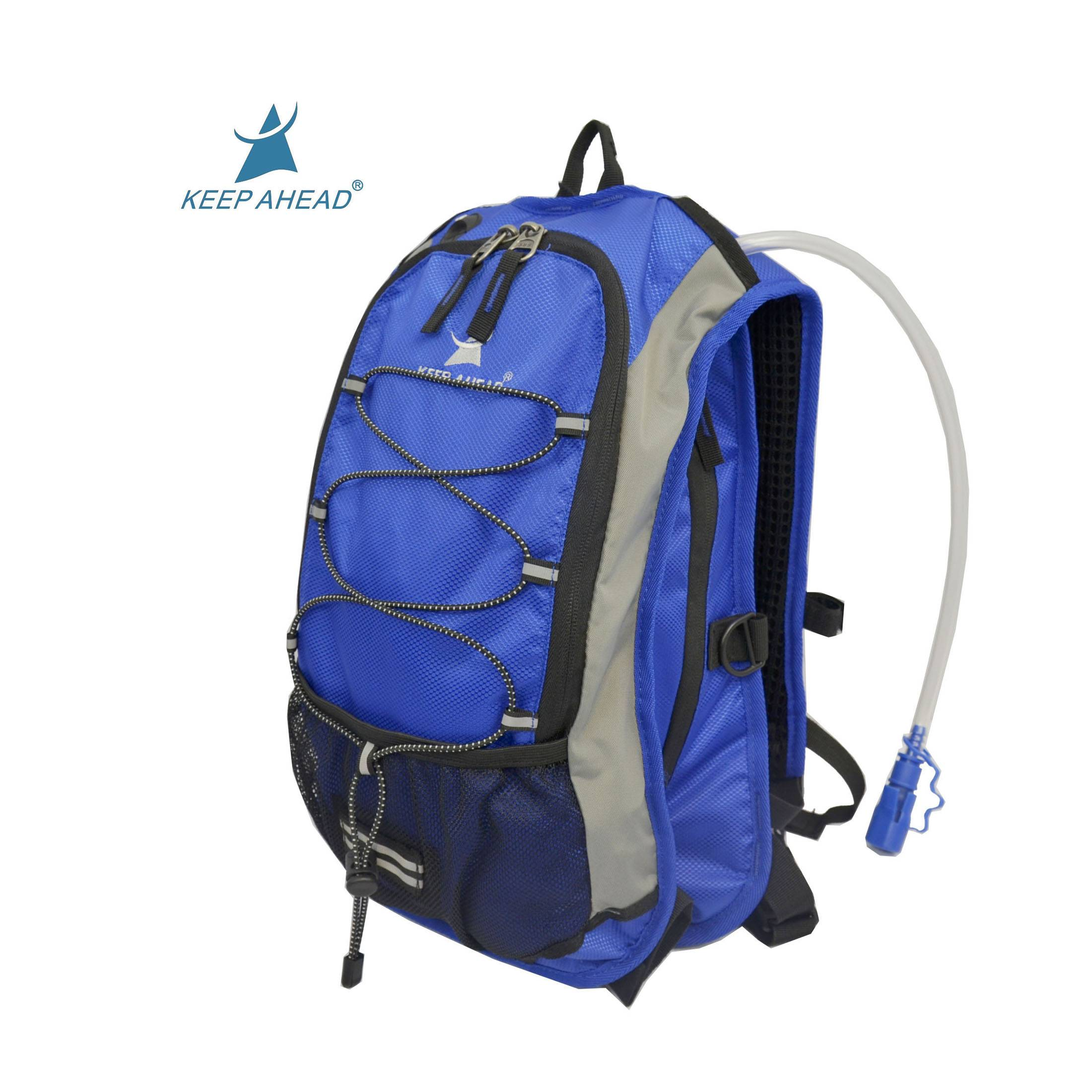 2016 hot sale outdoor sport cycling backpack hydration bicycle bag riding bag