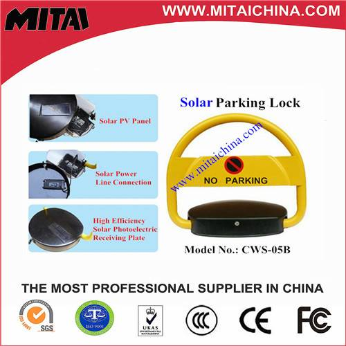 Best-Selling Intelligent Parking Lock (CWS-05B)