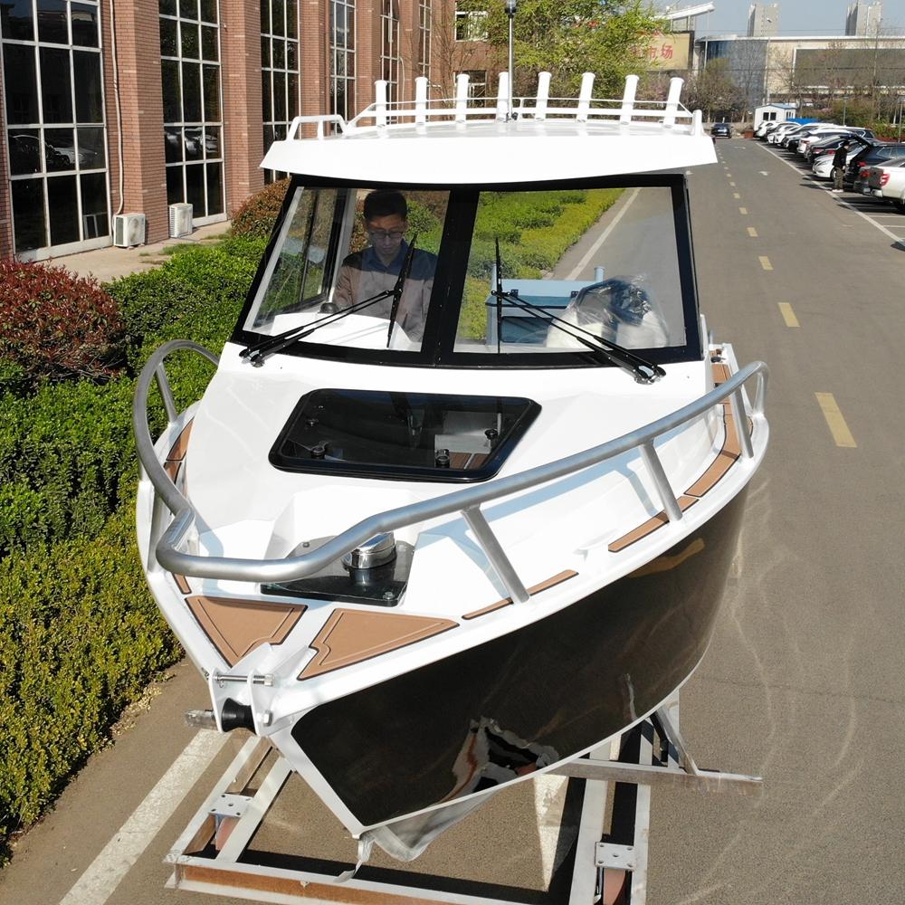 Seaking SKB625 6.25m 20.5ft aluminum cabin fishing boat