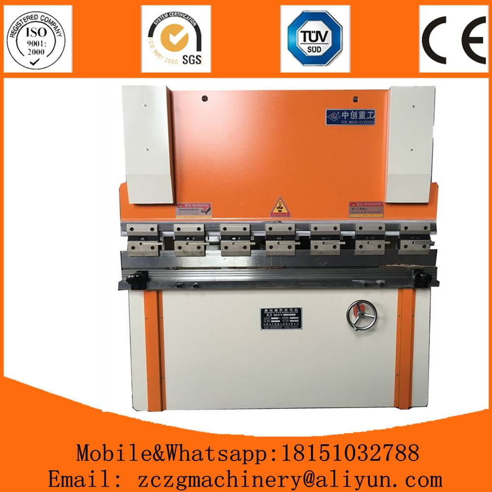 High quality and low price used steel plate bending machine with top-precision for sale