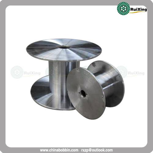 Metal flange process bobbin metal flange process reels metal flange process spool