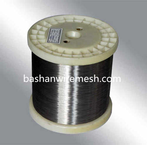 300 series stainless steel wire for wire rope