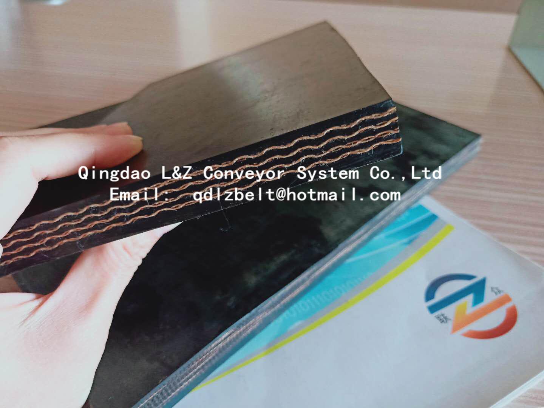 EP400 Rubber Conveyor Belting