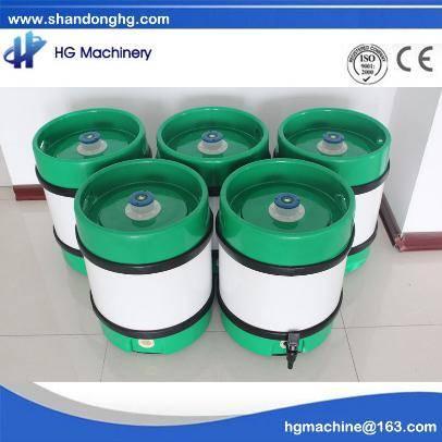 25L plastic beer keg