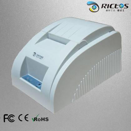 Hot sale 58mm thermal printer for retail system