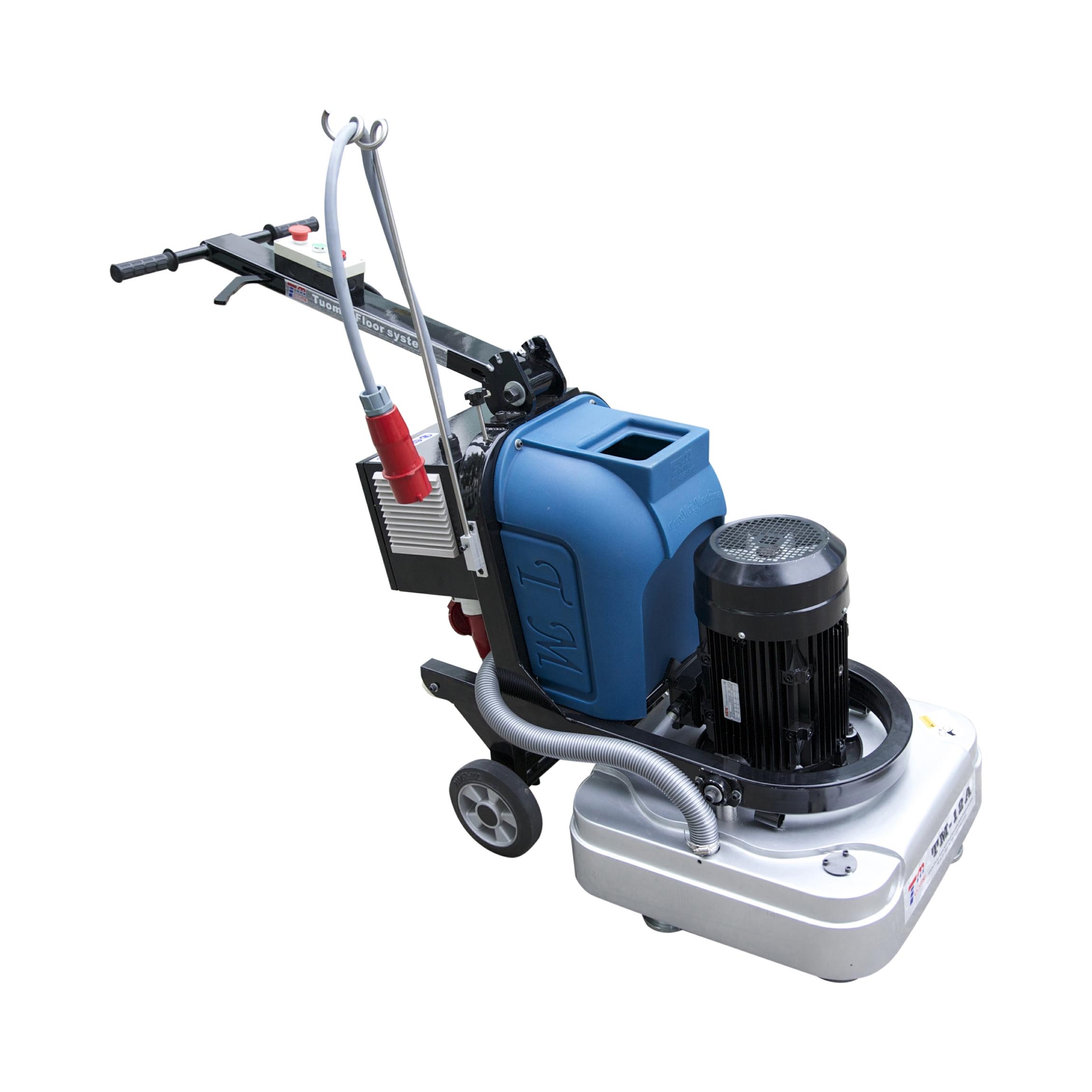 TM-12:Grinding & Polishing Machine