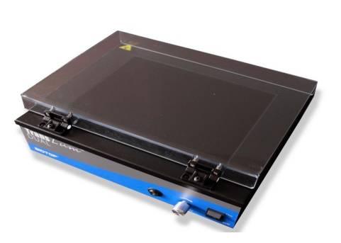 Double waves UV Transilluminator
