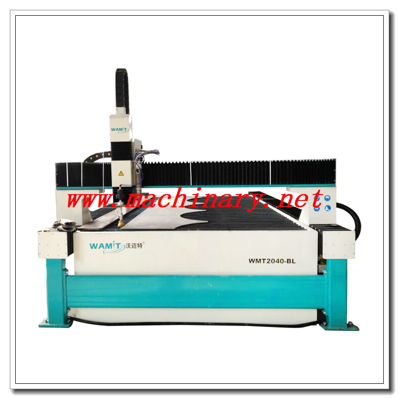 WMT2040-AL high pressure 420mpa water jet rubber die cutting machine price china