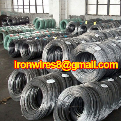 Best quality iron wire (metal wire)