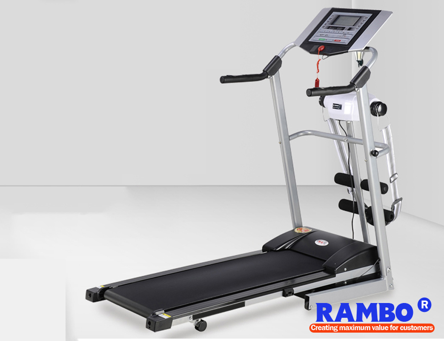 110ds LCD Screen Luxury Home Treadmill