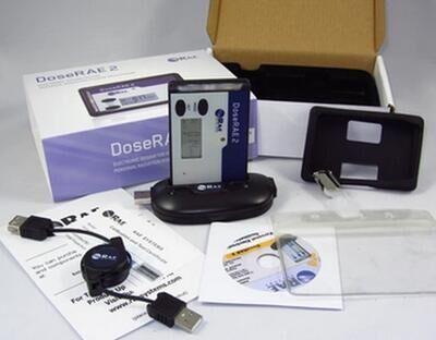 Doserae 2 Electronic Dosimeter (PRM-1200)