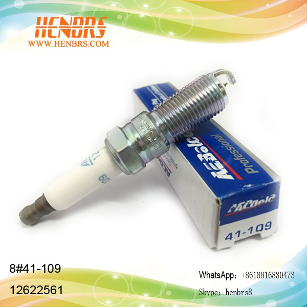 Spark Plugs 41-110 For Buick , AcDeIco Spark Plugs