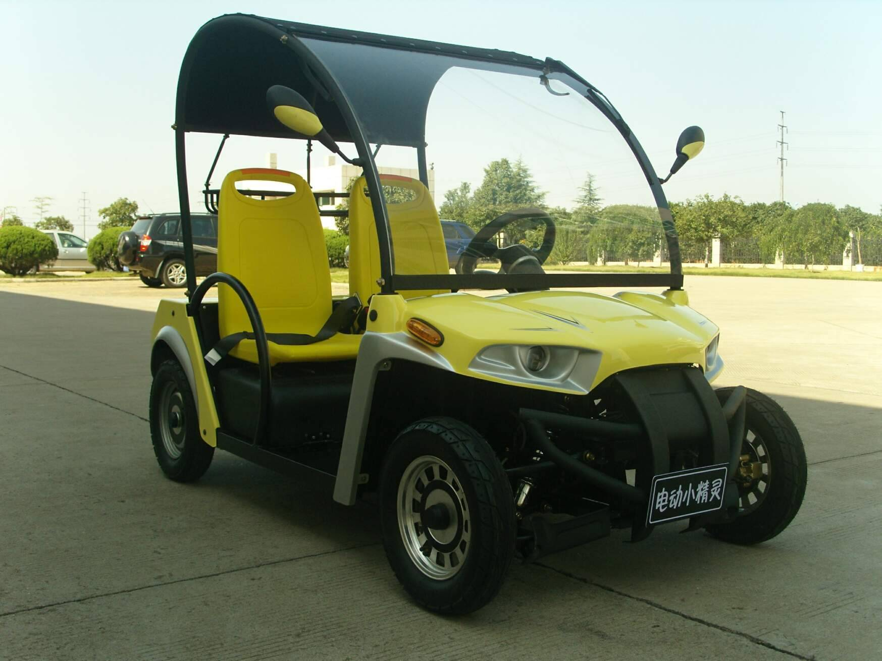 Electric Utility Vehicle Utv Kd 800ev2 Kandi Vehicle