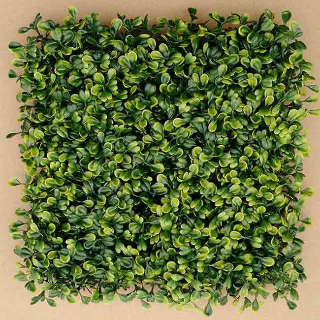 Factory Direct Artificial Boxwood Mat for Sale