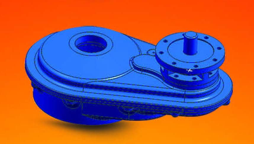 spur valve actuator