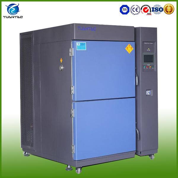 Air thermal shock test chamber