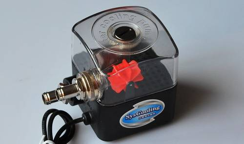 Syscooling30A water pump for computer water cooling