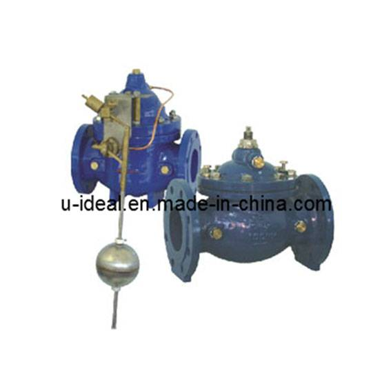 Floater Type Water Level Ball Valve