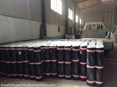 SBS Waterproof Bitumen Membrane 3mm4mm5mmFor Roofing Civil Building