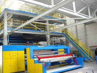 (SMS)1.6m Spunbond nonwoven machinery