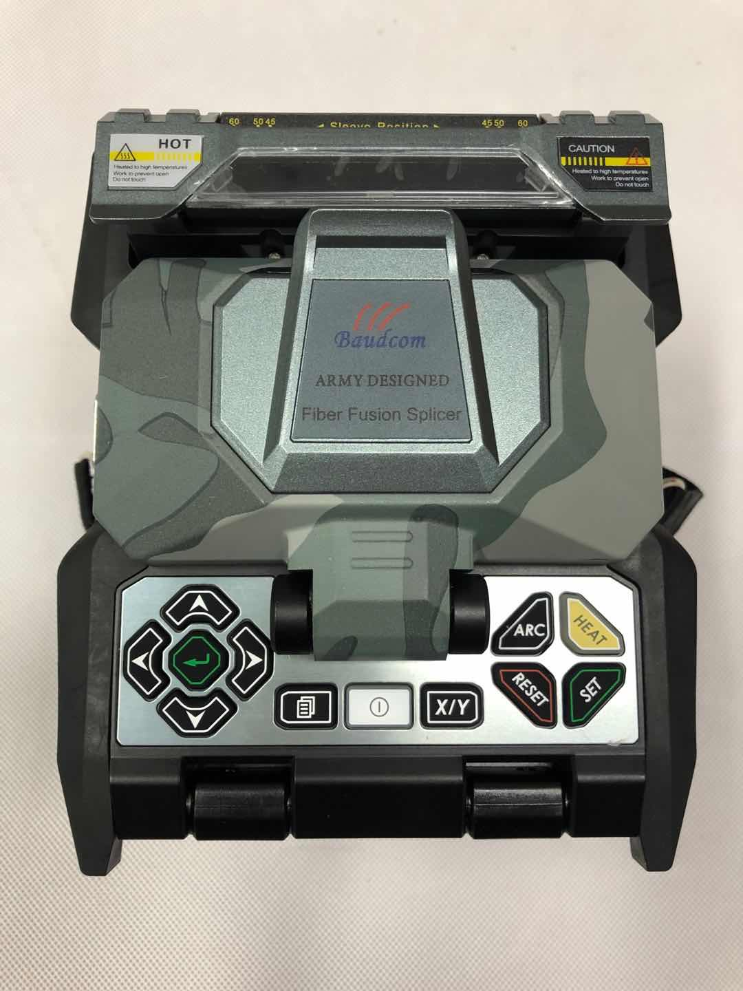 Highest Level Camouflage Six-Head Fiber Fusion Splicer