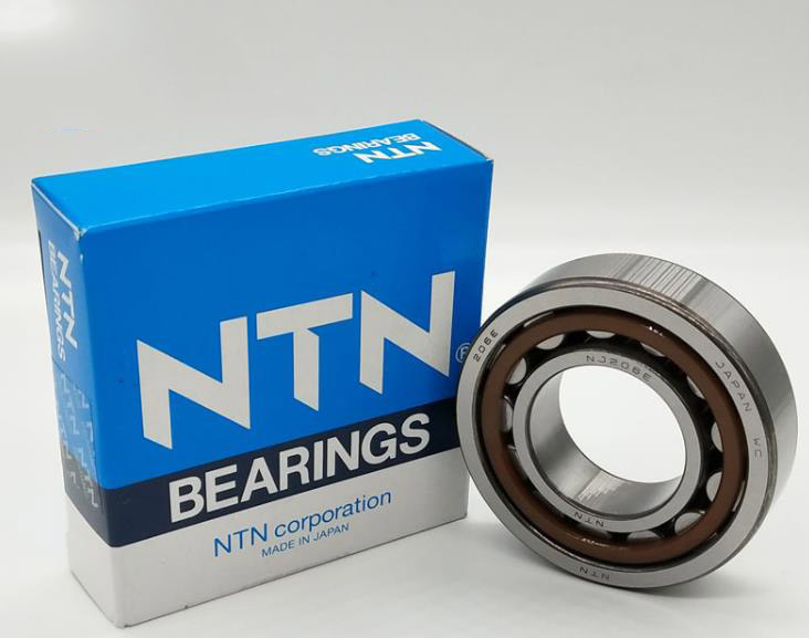 NTN NJ206EC Cylindrical Roller Bearing Single Row 30X62X16mm NJ206