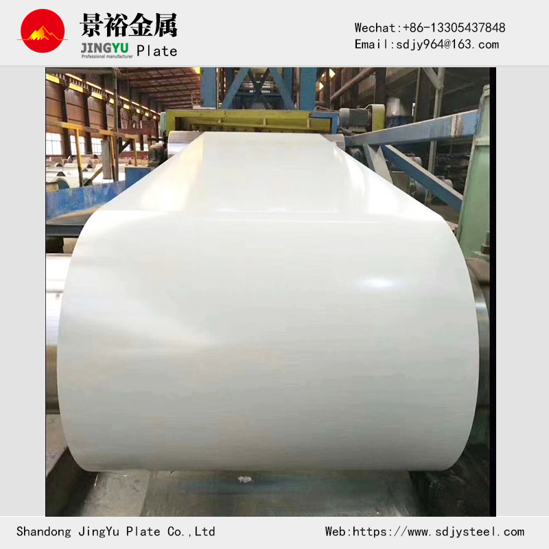 Pre-Painted Galvalume Steel Sheets RAL9003/RAL9002