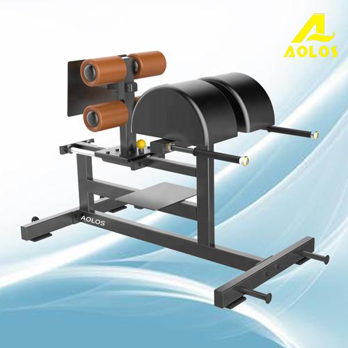 Gym equipment training-glute ham raise bench,roman chair,glute exercise machine