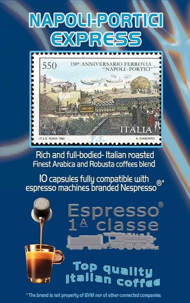 Premium Coffee. Italian Espresso Experience
