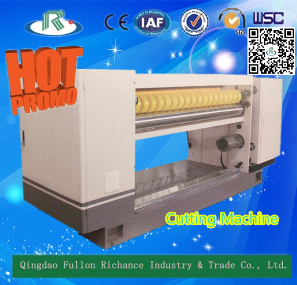 CM-25D Type Nc Helical Knives & Blade Cutter Cutting Machine