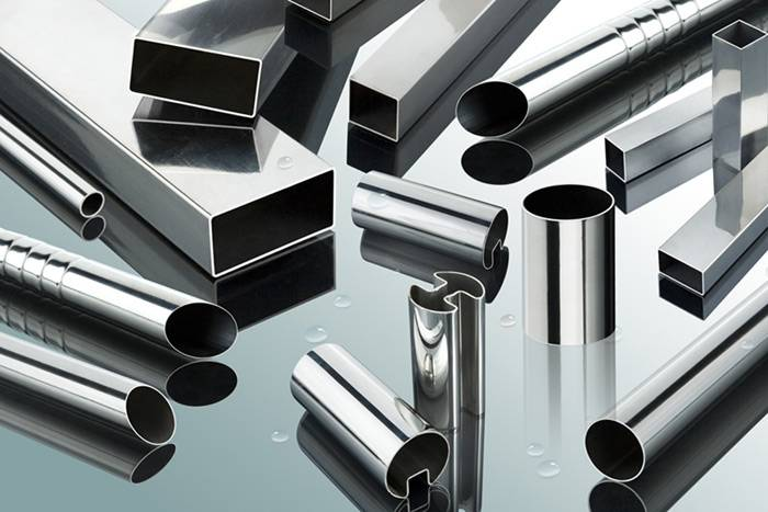 Stainless Steel Decorative Pipes
