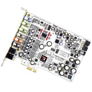 AUDIOTRAK Prodigy 7.1e X-Fi Audio Sound Card