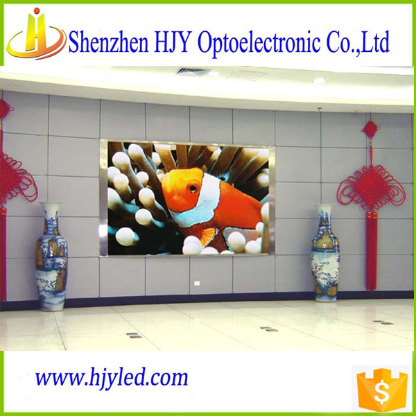 New invention Indoor P2.5 full color display for indoor rental and fixed installation