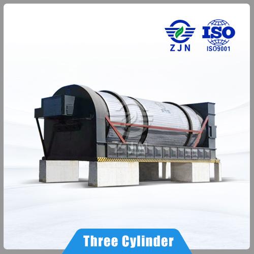 Stainless Steel Industrial Dryer Equipment for Coal Slime/ Lignite/Coke/Peat Drying