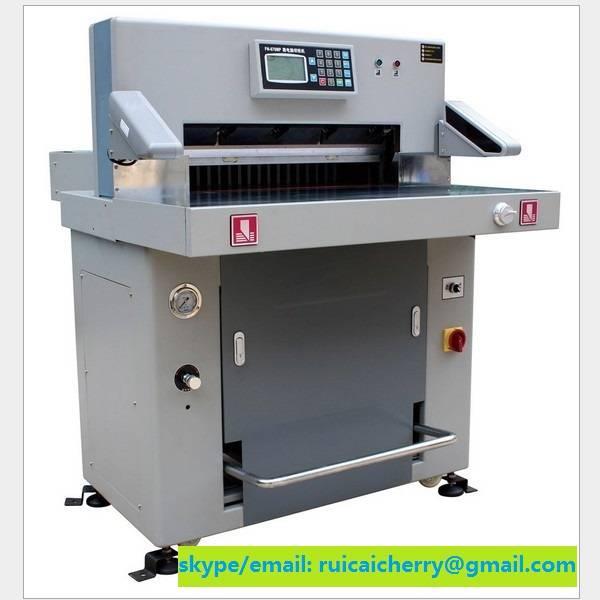 Popular Hydraulic Guillotine Paper Cutter 670