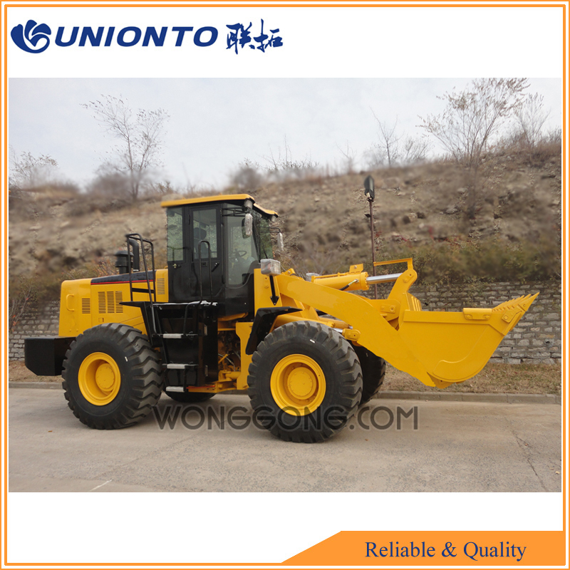 UNIONTO-856 High Quality Wheel Loader of china for sale