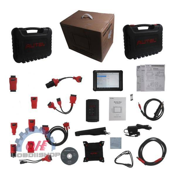 Original Autel MaxiSys Mini MS905 Automotive Diagnostic and Analysis System Update Online
