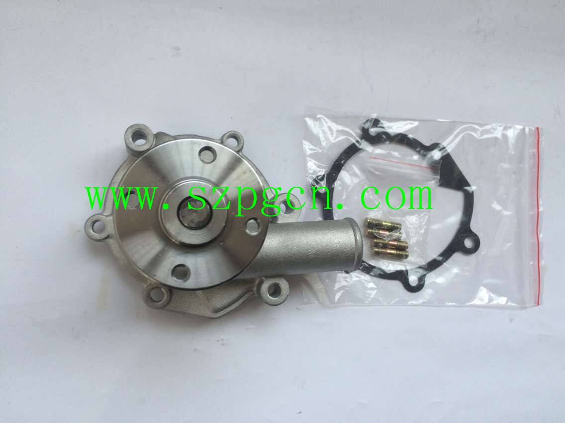 China Supplier L3E Water Pump MM433-17001 30L45-00100 Cooling Pump for Excavator
